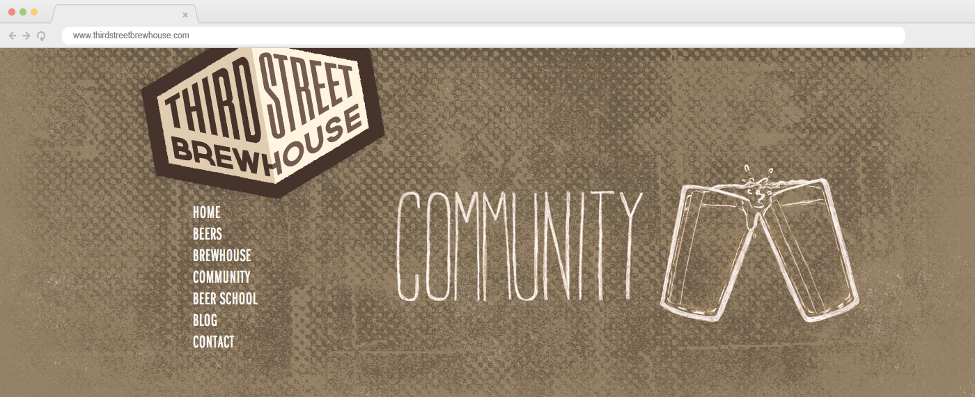 community-header