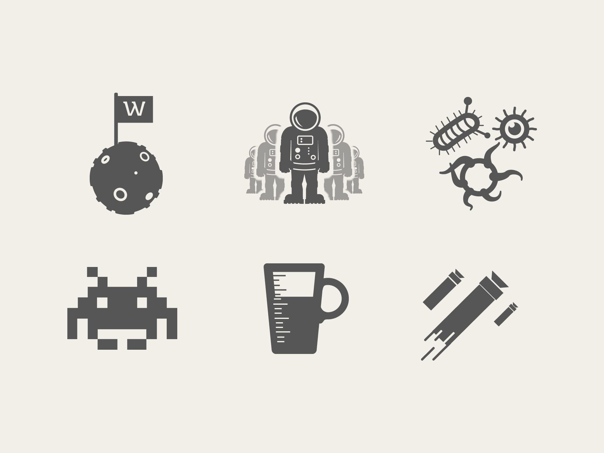 Werkpress-Icons
